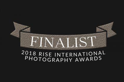 Alana Lee Photography: Rise 2018 Finalist award