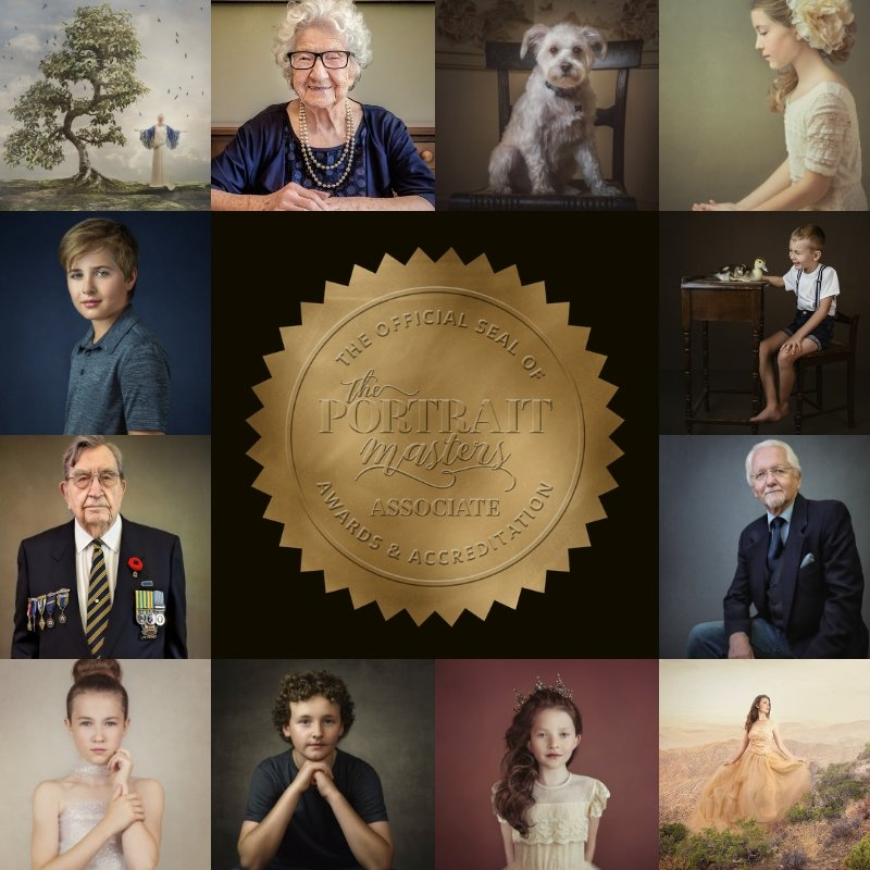 Port Hope photographer Alana Lee is awarded accreditation with The Portrait Masters photography competition