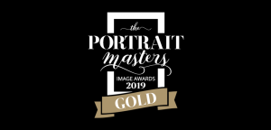 the portrait masters 2019 gold award winner is Alana Lee