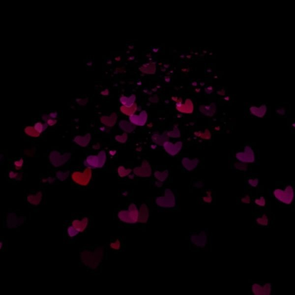heart love and valentines inspired digital backgrounds and overlays for photography