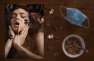 a composite photography image created by Alana Lee for the Capture one Pro contest hosted by Tina Eisen