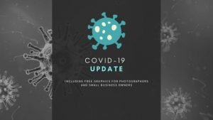 free covid-19 pandemic and health graphics for photographers and small business owners