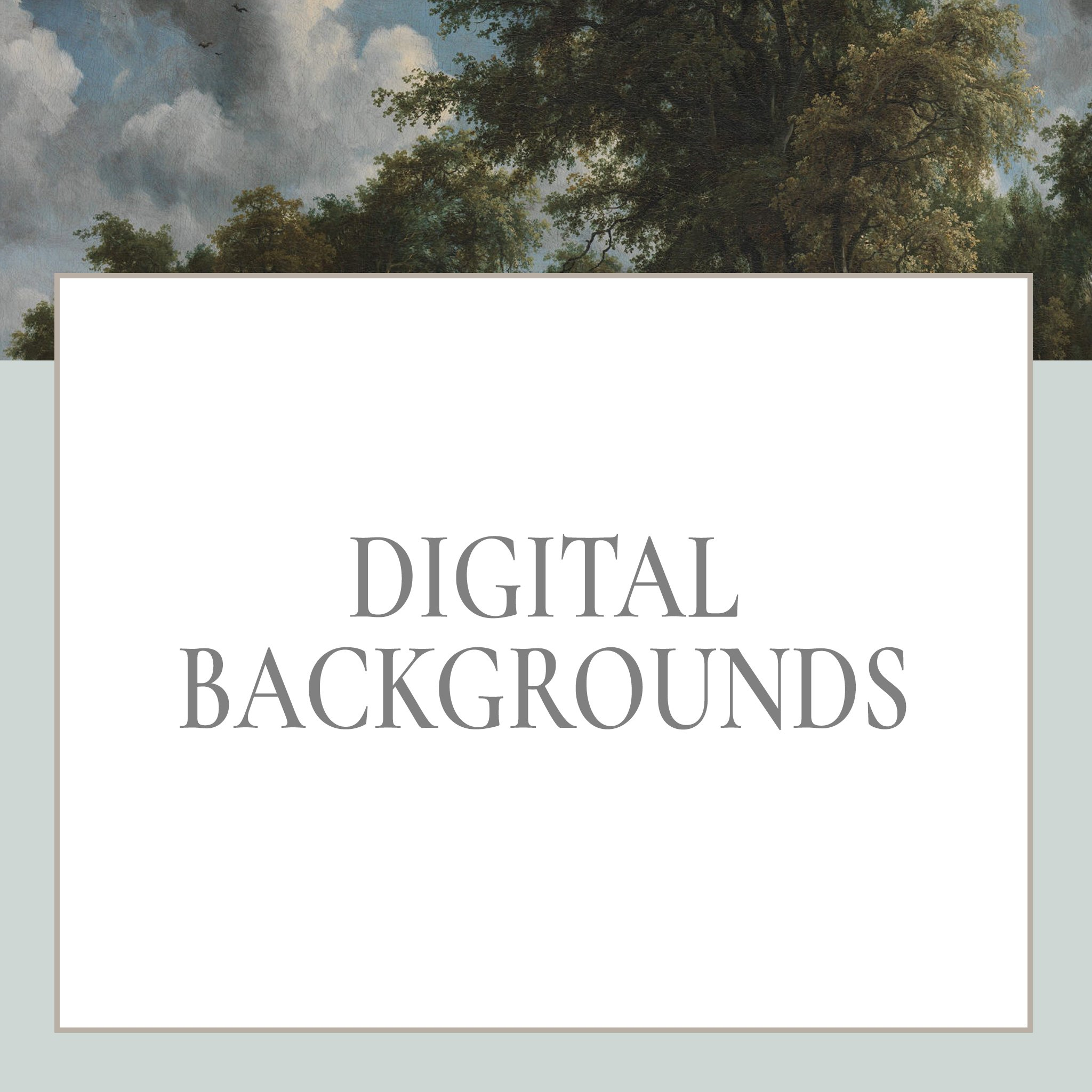 digital backgrounds for photoshop