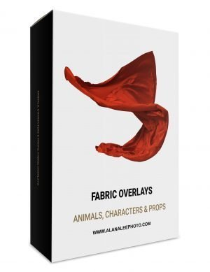 flying fabric overlays for photoshop and photography