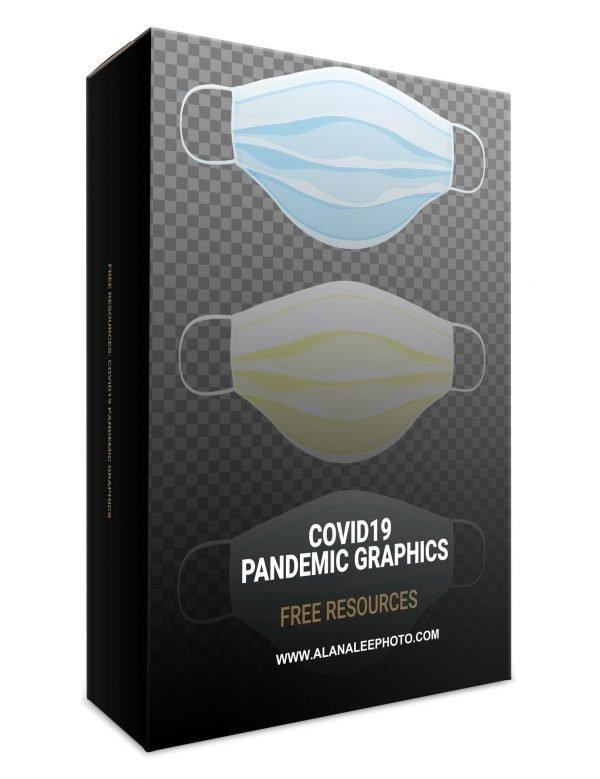 free covid19 pandemic graphics