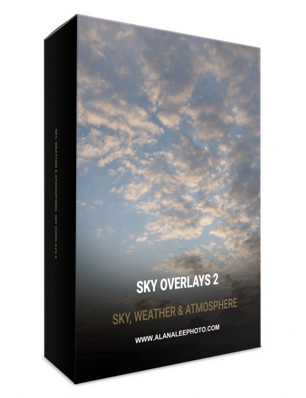 digital sky overlays for photoshop and photography