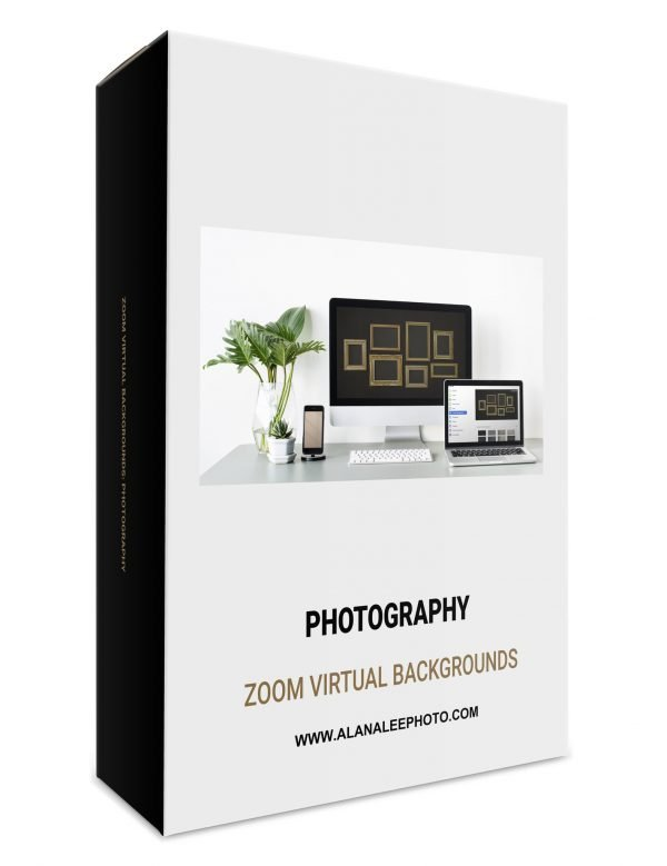 zoom virtual backgrounds for photographers