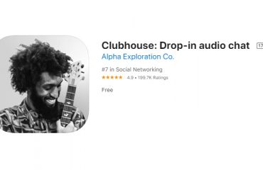clubhouse app drop in audio only social networking