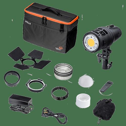 stella pro lights continous LED action kit
