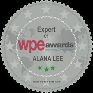 alana lee is an expert member of WPE awards